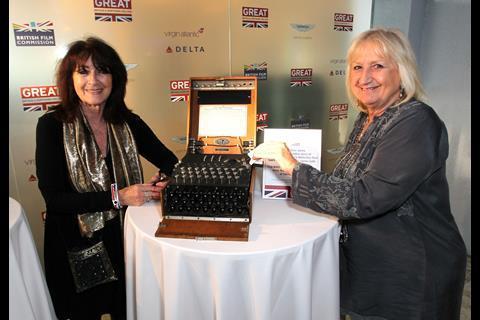 BAFTA LA board of directors members Katie Haber and Bryony Foster